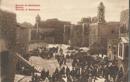 Béthléhem - Marché De Béthléhem - Israel