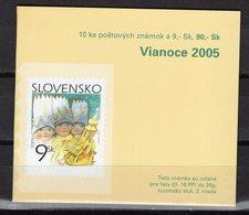 SLOVAKIA - 2005 Christmas   M190 - Slovaquie