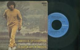 RICCARDO COCCIANTE -CERVO A PRIMAVERA -IL SUFFLè CON BANANE -DISCO VINILE - Vinyl Records