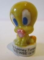 Fève Brillante -  Baby Looney Tunes - Titi Et Sa Sucette - Cartoons