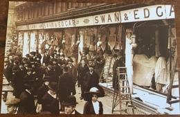 Suffragettes, London, March 1912, The Nostalgia Postcard Collectors Club, Yesterday's Britain 1890's-1950's - Geschiedenis