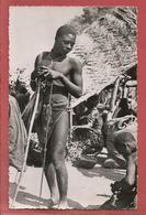 Cameroun Type Indigène / Chasseur à L'arc - Camerun