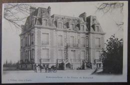 Romilly Sur Seine (Aube) - Carte Postale Précurseur - Le Château De Barbanthall - Animée - Non-Circulée - Romilly-sur-Seine