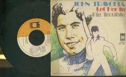 JOHN TRAVOLTA -LET HER IN -BIG TROUBLE -DISCO VINILE 1978 - Dischi In Vinile
