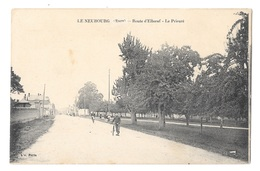 (21686-27) Le Neubourg - Route D' Elboeuf - Le Prieuré - Animé - Le Neubourg