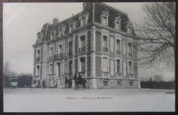 Romilly Sur Seine (Aube) - Carte Postale Précurseur - Château De Barbanthal - Animée - Non-Circulée - Romilly-sur-Seine