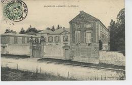 FAGNIERES LE GRAND - Le Château - Otros Municipios