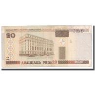 Billet, Bélarus, 20 Rublei, 2000, KM:24, TB - Belarus