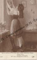 CPA - Peintures & Tableaux - Mme Th Croy, Nous Sommes Redevenus Français - Salon De Paris - Pittura & Quadri