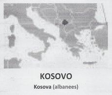 Russische Federatie Komi ; Chess Echecs S/s - Kosovo