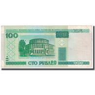 Billet, Bélarus, 100 Rublei, 2000, KM:26b, TB - Belarus