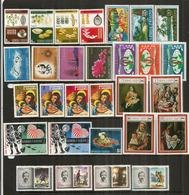 Années Complètes 1968-1969 .  29 Timbres+ 2 B-F  Neufs **  Côte  38,00 Euro (Apollo 11 Splashdown) - Nauru