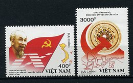 Vietnam ** N° 1976 - 1977 - 9e Congres Du Parti Communiste Vietnamien - Viêt-Nam