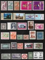 WORLDWIDE---Collection Of MINT NEVER HINGED DL-640 - Stamps