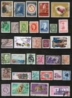 WORLDWIDE---Collection Of USED DL-642 - Stamps