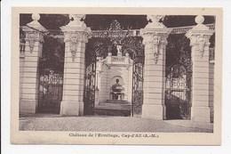 CPA 06 CAP D'AIL Chateau De L'Ermitage - Cap-d'Ail