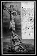 Canivet, Image Pieuse, Religion.Châtelet,Genappe. - Publicité