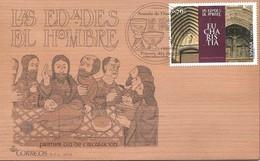 España/Spain -Sobre Primer Día-FDC  Edifil-4887 - Yvert-4590 - FDC