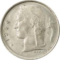 Monnaie, Belgique, Franc, 1966, SUP, Copper-nickel, KM:143.1 - 1951-1993: Baudouin I
