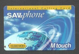 PAKISTAN INTERNATIONAL CALLING PHONECARD - Pakistan
