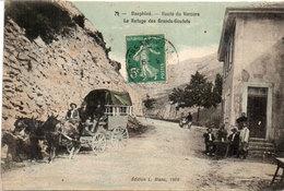 Le Refuge DES GRANDS GOULETS - - Attelage  (2467 ASO) - Les Grands Goulets