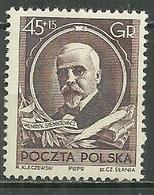 POLAND MNH ** 682 Henryk Sienkewicz Prix Nobel De Littérature écrivain Quo Vadis - Unused Stamps