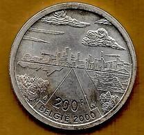 200 Frank Argent Albert I 2000 Belgie - 1993-...: Albert II