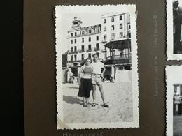 FLANDRE OCCIDENTAL OOSTENDE OSTENDE MARIAKERKE FURNES LA PANNE LOT 48 PHOTOS DE FAMILLES PLAGE MER - Album & Collezioni