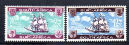 T1698 - SUD AFRICA SOUTH 1963,  Yvert N. 263/264 Con Gomma Integra ** MNH - Sud Africa (1961-...)