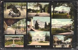 Croatia Lipik / Ljeciliste / Cursale / Spa / Old Postcards - Croacia