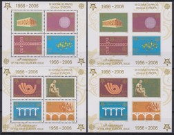 2375 Europa CEPT  Servie 50 Th Anniversary Of The First EUROPA Issue  Perf + Imperf . - Serbie