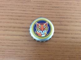 """Capsule De Bière *x Vietnam """"LA RUE"""" (tigre) MPC - Bière"""