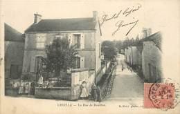 URVILLE - La Rue De Bouillon. - Altri Comuni