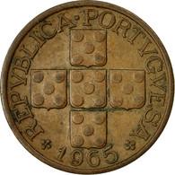 Monnaie, Portugal, 20 Centavos, 1965, TB+, Bronze, KM:584 - Portugal