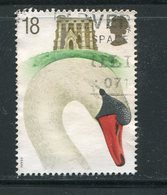 GRANDE BRETAGNE- Y&T N°1645- Oblitéré - Swans