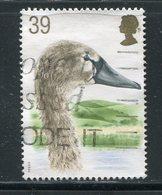 GRANDE BRETAGNE- Y&T N°1649- Oblitéré - Swans