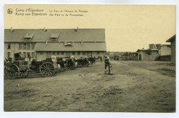 CPA - Carte Postale - Belgique - Camp D'Elsenborn - Le Parc Et L'Avenue De Pervyse (SV6019) - Elsenborn (Kamp)
