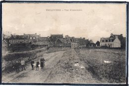 TRELEVERN - ROUTE - LE BOURG - ANIMATION - France