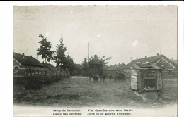 CPA - Carte Postale BELGIQUE - Camp De Beverloo-Vue Dans Les Nouveaux Carrés - S2845 - Beringen