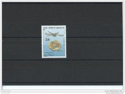 ST PIERRE ET MIQUELON 1992 - YT N° 560 NEUF SANS CHARNIERE ** (MNH) GOMME D'ORIGINE LUXE - Neufs