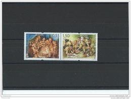 BULGARIE 2007 - YT N° 4131/4132 NEUF SANS CHARNIERE ** (MNH) GOMME D'ORIGINE LUXE - Bulgarie