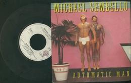 """MICHAEL SEMBELLO -AUTOMATIC MAN -DISCO VINILE 45 GIRI """"7 - Dischi In Vinile"""