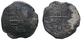 8 Reales ND - Philip III (1598-1621 AD) PR / Bolivia - Silver - Bolivie