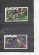 CENTRAFRIQUE - Faune - Papillons - Insectes - Lépidoptères - - Central African Republic