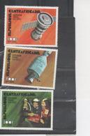 CENTRAFRIQUE - Espace - Coopération Spatiale USA-URSS -  Apollo-Soyouz - Satellite - - Central African Republic