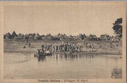Somalia Italiana - Villaggio Di Afgoi - HP1430 - Somalia