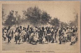 Somalia Italiana - Una Fantasia - HP1431 - Somalia