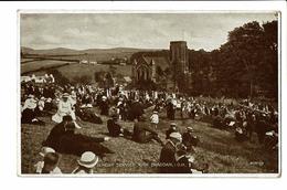 CPA - Carte Postale- Angleterre - Braddan- Sunday Service -  S2850 - Isle Of Man