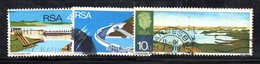 T2294 - SUD AFRICA SOUTH 1972, Serie  Yvert  N. 332/334  Usato . - Sud Africa (1961-...)
