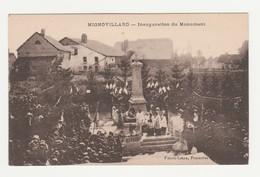 Mignovillard.39.Jura.Inauguration Du Monument. - France